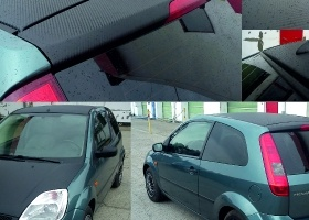 FORD FIESTA CARBON